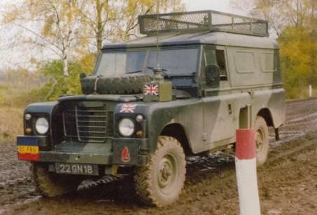 Land Rover 3 4 Ton Gs
